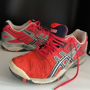 Asics Gel Resolution E350Y Womens 9 Running Shoes